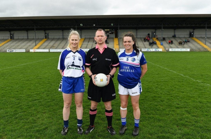Ladies Gaelic Football Referee
